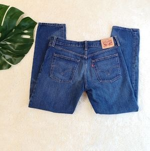 Levi's 501 striaght leg